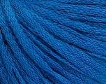 Fiber Content 50% Wool, 50% Acrylic, Brand ICE, Blue, Yarn Thickness 4 Medium  Worsted, Afghan, Aran, fnt2-51469