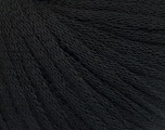 Fiber Content 50% Wool, 50% Acrylic, Brand ICE, Black, Yarn Thickness 4 Medium  Worsted, Afghan, Aran, fnt2-51490