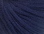Fiber Content 50% Wool, 50% Acrylic, Navy, Brand Ice Yarns, Yarn Thickness 4 Medium  Worsted, Afghan, Aran, fnt2-51498