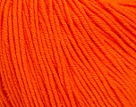 Fiber Content 60% Cotton, 40% Acrylic, Orange, Brand Ice Yarns, Yarn Thickness 2 Fine  Sport, Baby, fnt2-51516