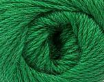 Fiber Content 45% Alpaca, 30% Polyamide, 25% Wool, Brand ICE, Green, Yarn Thickness 3 Light  DK, Light, Worsted, fnt2-51530