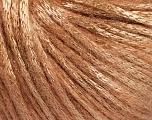 Fiber Content 70% Polyamide, 19% Merino Wool, 11% Acrylic, Pink, Brand Ice Yarns, Beige, Yarn Thickness 4 Medium  Worsted, Afghan, Aran, fnt2-51552