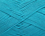 Fiber Content 100% Cotton, Light Turquoise, Brand Ice Yarns, Yarn Thickness 2 Fine  Sport, Baby, fnt2-51570