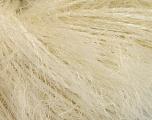 Fiber Content 47% Polyamide, 33% Acrylic, 20% Wool, White, Brand ICE, Cream, Yarn Thickness 3 Light  DK, Light, Worsted, fnt2-51576
