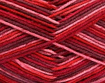 Planned Pooling The yarn is suitable for planned pooling Conţinut de fibre 100% Antipilling Acrylic, Red, Pink, Brand Ice Yarns, Burgundy, Yarn Thickness 4 Medium  Worsted, Afghan, Aran, fnt2-51614