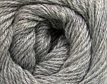 Fiber Content 45% Alpaca, 30% Polyamide, 25% Wool, Brand Ice Yarns, Grey Melange, Yarn Thickness 2 Fine  Sport, Baby, fnt2-51615
