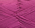 Fiber Content 50% Acrylic, 50% Bamboo, Orchid, Brand ICE, Yarn Thickness 2 Fine  Sport, Baby, fnt2-51667