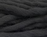Fiber Content 100% Superwash Wool, Brand Ice Yarns, Black, Yarn Thickness 6 SuperBulky  Bulky, Roving, fnt2-51671