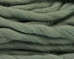 Fiber Content 100% Superwash Wool, Light Khaki, Brand Ice Yarns, Yarn Thickness 6 SuperBulky  Bulky, Roving, fnt2-51677