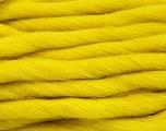 Fiber Content 100% Superwash Wool, Yellow, Brand Ice Yarns, Yarn Thickness 6 SuperBulky  Bulky, Roving, fnt2-51678
