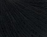 Fasergehalt 50% Merinowolle, 25% Alpaka, 25% Acryl, Brand Ice Yarns, Black, Yarn Thickness 2 Fine  Sport, Baby, fnt2-51877