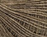 Fasergehalt 50% Merinowolle, 25% Alpaka, 25% Acryl, Brand Ice Yarns, Camel, Yarn Thickness 2 Fine  Sport, Baby, fnt2-51879