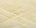 Fiber Content 100% Wool, Brand Ice Yarns, Cream, Yarn Thickness 5 Bulky  Chunky, Craft, Rug, fnt2-51912
