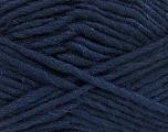 Fiber Content 100% Wool, Navy, Brand Ice Yarns, Yarn Thickness 5 Bulky  Chunky, Craft, Rug, fnt2-51915
