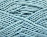 Fiber Content 100% Wool, Light Blue, Brand Ice Yarns, Yarn Thickness 5 Bulky  Chunky, Craft, Rug, fnt2-51922