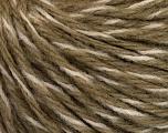 Fiber Content 60% Wool, 40% Acrylic, Khaki, Brand ICE, Cream, fnt2-51946