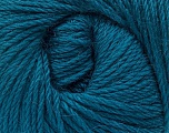 Fiber Content 45% Alpaca, 30% Polyamide, 25% Wool, Teal, Brand ICE, Yarn Thickness 3 Light  DK, Light, Worsted, fnt2-51950