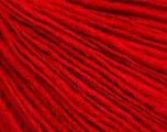 Fiber Content 60% Acrylic, 40% Wool, Red, Brand ICE, Yarn Thickness 3 Light  DK, Light, Worsted, fnt2-51971