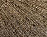 Fasergehalt 50% Merinowolle, 25% Alpaka, 25% Acryl, Light Brown, Brand Ice Yarns, Yarn Thickness 2 Fine  Sport, Baby, fnt2-51980