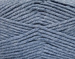 Fiber Content 80% Acrylic, 20% Polyamide, Brand Ice Yarns, Dark Jeans Blue, Yarn Thickness 5 Bulky  Chunky, Craft, Rug, fnt2-52058