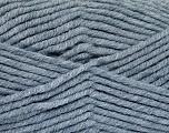 Fiber Content 80% Acrylic, 20% Polyamide, Jeans Blue, Brand Ice Yarns, Yarn Thickness 5 Bulky  Chunky, Craft, Rug, fnt2-52059