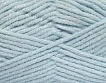 Fiber Content 80% Acrylic, 20% Polyamide, Light Blue, Brand Ice Yarns, Yarn Thickness 5 Bulky  Chunky, Craft, Rug, fnt2-52060