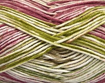 Fiber Content 100% Antipilling Acrylic, White, Orchid, Brand Ice Yarns, Green, Camel, Yarn Thickness 4 Medium  Worsted, Afghan, Aran, fnt2-52064