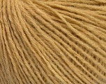 Fiber Content 60% Wool, 40% Acrylic, Brand Ice Yarns, Dark Cream, fnt2-52108