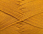 Fiber Content 100% Acrylic, Brand Ice Yarns, Gold, Yarn Thickness 2 Fine  Sport, Baby, fnt2-52119
