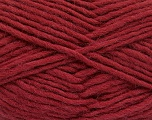 Fiber Content 100% Wool, Brand Ice Yarns, Burgundy, Yarn Thickness 5 Bulky  Chunky, Craft, Rug, fnt2-52153