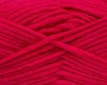 Fiber Content 100% Wool, Brand Ice Yarns, Fuchsia, Yarn Thickness 5 Bulky  Chunky, Craft, Rug, fnt2-52154