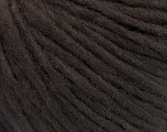 Fiber Content 50% Wool, 50% Acrylic, Brand Ice Yarns, Coffee Brown, Yarn Thickness 5 Bulky  Chunky, Craft, Rug, fnt2-52175