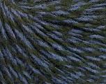 Conţinut de fibre 50% Lână Merino , 25% Alpaca, 25% Acrilic, Lavender, Brand Ice Yarns, Dark Green, fnt2-52216
