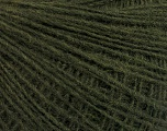 Fiber Content 70% Acrylic, 30% Polyamide, Brand ICE, Dark Green, Yarn Thickness 2 Fine  Sport, Baby, fnt2-52295