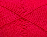 Fiber Content 100% Acrylic, Brand Ice Yarns, Fuchsia, Yarn Thickness 2 Fine  Sport, Baby, fnt2-52311