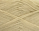 Fiber Content 100% Baby Acrylic, Brand Ice Yarns, Beige, Yarn Thickness 2 Fine  Sport, Baby, fnt2-52348
