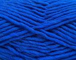 Fiber Content 100% Wool, Brand Ice Yarns, Blue, Yarn Thickness 5 Bulky  Chunky, Craft, Rug, fnt2-52437