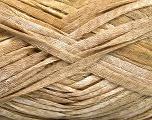 Fiber Content 100% Acrylic, Brand Ice Yarns, Cream, Camel, Beige, Yarn Thickness 4 Medium  Worsted, Afghan, Aran, fnt2-52563