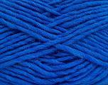 Fiber Content 100% Wool, Brand Ice Yarns, Blue, Yarn Thickness 5 Bulky  Chunky, Craft, Rug, fnt2-52570