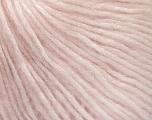 Fiber Content 50% Acrylic, 50% Polyamide, Brand ICE, Baby Pink, Yarn Thickness 4 Medium  Worsted, Afghan, Aran, fnt2-52582