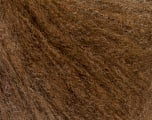 Fiber Content 47% Acrylic, 24% Wool, 19% Mohair, 10% Polyester, Brand ICE, Brown Shades, Yarn Thickness 4 Medium  Worsted, Afghan, Aran, fnt2-52591
