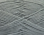 Fiber Content 70% Acrylic, 30% Wool, Light Grey, Brand Ice Yarns, Yarn Thickness 4 Medium  Worsted, Afghan, Aran, fnt2-52604