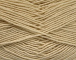 Fiber Content 70% Acrylic, 30% Wool, Brand Ice Yarns, Dark Cream, Yarn Thickness 4 Medium  Worsted, Afghan, Aran, fnt2-52605