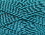 Fiber Content 70% Acrylic, 30% Wool, Brand ICE, Emerald Green, Yarn Thickness 4 Medium  Worsted, Afghan, Aran, fnt2-52610