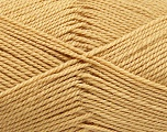 Fiber Content 100% Acrylic, Brand Ice Yarns, Cafe Latte, Yarn Thickness 2 Fine  Sport, Baby, fnt2-52627