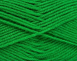 Worsted  Fiber Content 100% Acrylic, Brand Ice Yarns, Green, Yarn Thickness 4 Medium  Worsted, Afghan, Aran, fnt2-52672