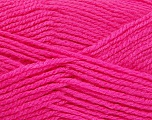 Worsted  Fiber Content 100% Acrylic, Brand Ice Yarns, Candy Pink, Yarn Thickness 4 Medium  Worsted, Afghan, Aran, fnt2-52673