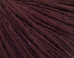 Fiber Content 60% Acrylic, 40% Wool, Maroon, Brand ICE, Yarn Thickness 3 Light  DK, Light, Worsted, fnt2-52706