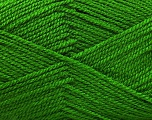 Fiber Content 100% Acrylic, Brand Ice Yarns, Green, Yarn Thickness 2 Fine  Sport, Baby, fnt2-52727