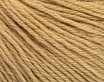Fiber Content 55% Baby Alpaca, 45% Superwash Extrafine Merino Wool, Brand ICE, Cafe Latte, Yarn Thickness 3 Light  DK, Light, Worsted, fnt2-52763